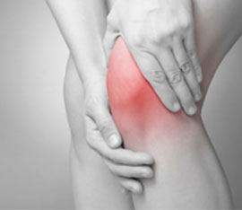 Acido ialuronico per la cura del ginocchio